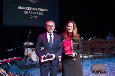 Ardex, Marketing Award