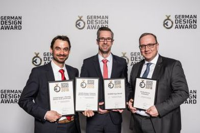 Egger - German Design Award 2018