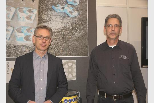 Michael Wirges und Andreas Funke